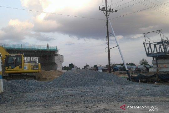 Legislator: Jembatan Sungai Puting Kalsel diharapkan segera selesai