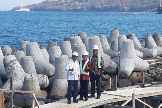 Menhub undang swasta terlibat pembangunan Pelabuhan Tanah Ampo Bali