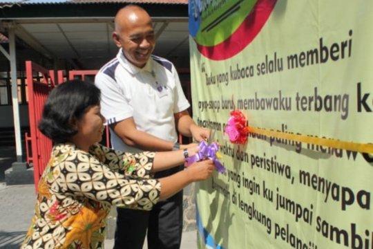 Layanan pojok baca Perpustakaan Kota Yogyakarta terus diperluas