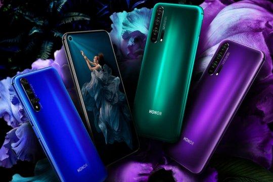 """Honor umumkan ponsel pertama usai """"cerai"""" dari Huawei"""