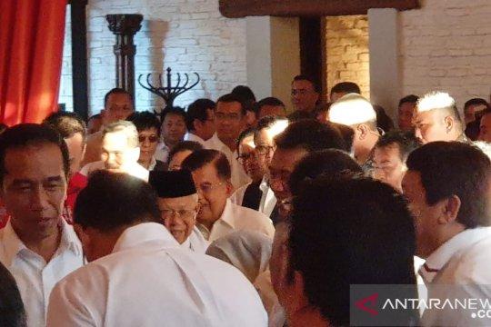 Jokowi ucapkan terima kasih dan apresiasi TKN