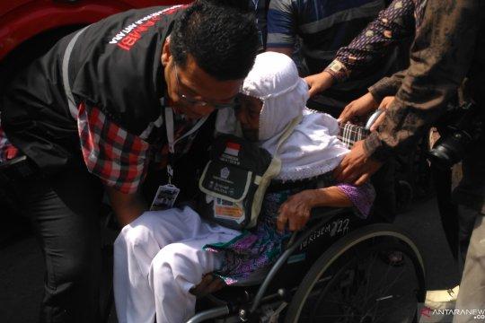 Sempat alami demensia, calhaj Jambi akhirnya diberangkatkan