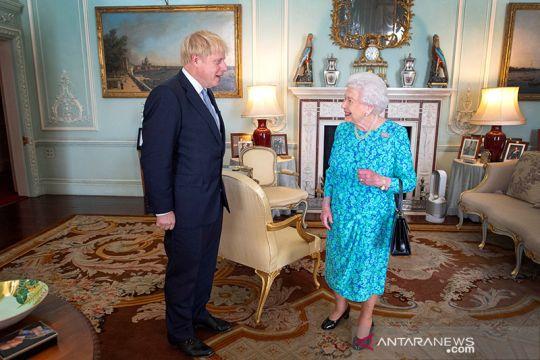 PM Inggris kemukakan posisinya di brexit pada PM Macron