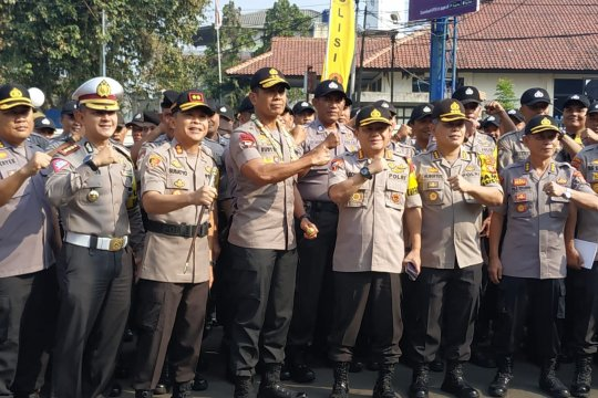 Pengemudi tabrak anggota Polantas di Bandung ditetapkan jadi tersangka
