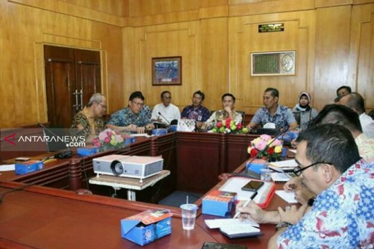 Pemkot Palembang terima 27 aset dari Kementerian PUPR