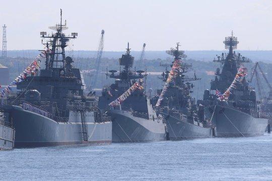 Kedubes: Korut lepaskan kapal nelayan Rusia