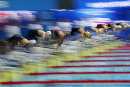 Federica Pellegrini bakal cetak rekor kepesertaan di lima Olimpiade