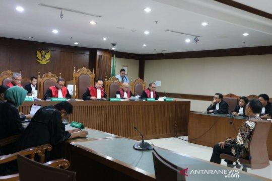 Mantan GM PT Hutama Karya divonis lima tahun penjara