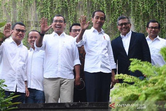 Karding: Jokowi akan bubarkan TKN dan berikan arahan