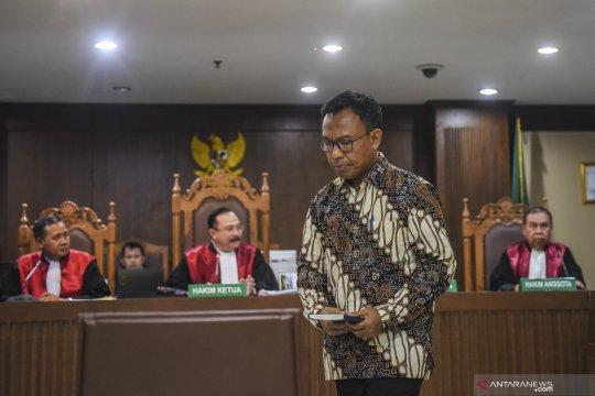Vonis lima tahun penjara untuk Budi Rachmat Kurniawan