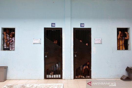 Rudenim Pekanbaru akan deportasi 35 WNA Bangladesh secara bertahap