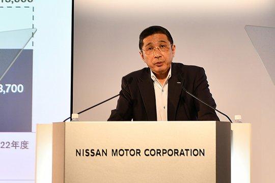 Laba jatuh, Nissan akan pangkas kapasitas produksi 10 persen