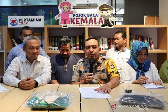 Polres Metro Jakarta Utara tangkap guru madrasah cabuli siswi