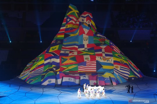 Upacara Pembukaan Pan American Games Lima 2019
