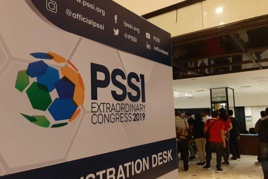 Sinergi dengan pemerintah kunci kemajuan, pesan Menpora kepada PSSI