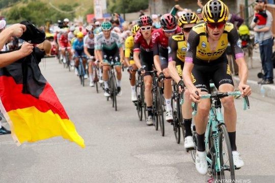 Tour de France 2021 dimulai dari Brittany setelah dari Denmark ditunda