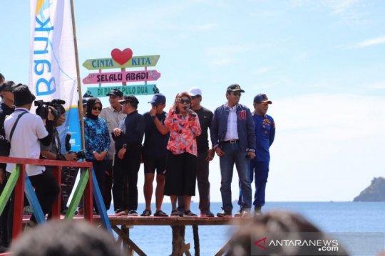 Menteri Susi ingatkan Pulo Dua jangan sampai jatuh ke asing
