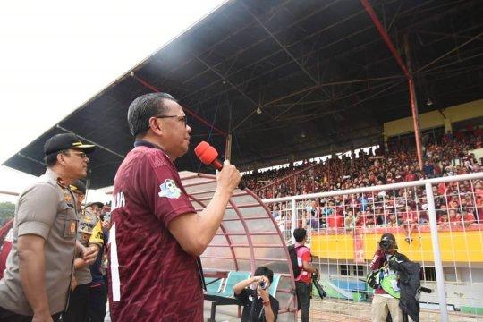 Gubernur Minta Masyarakat Sulsel Dukung PSM di Final