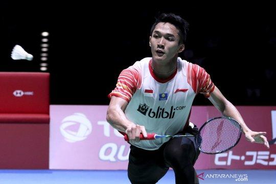 Jonatan Christie lolos ke final Japan Open