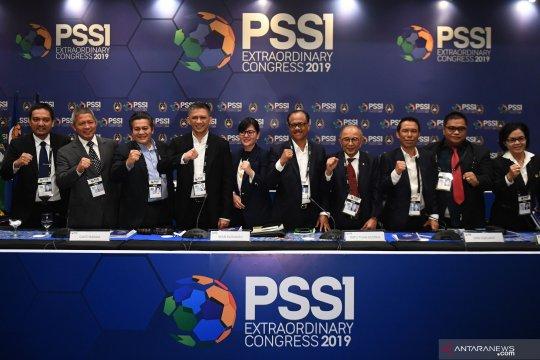PSSI putuskan kongres pemilihan ketua umum dipercepat