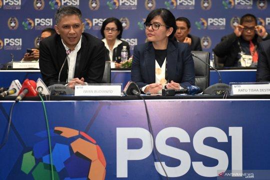 Keterangan pers KLB PSSI