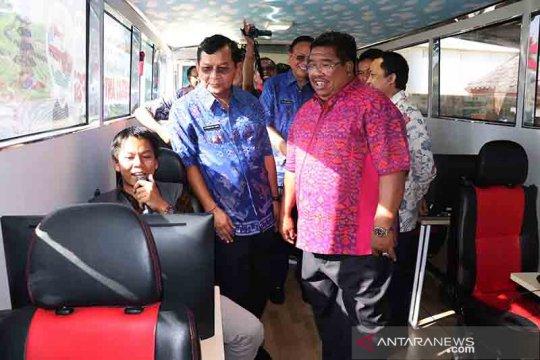 """""""Roadshow Bus KPK"""" di Bali berawal dari Buleleng"""