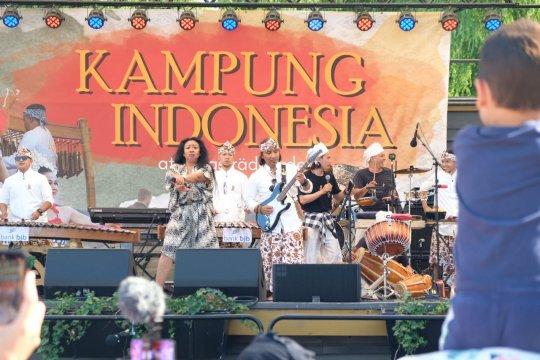 Festival Kampung Indonesia 2019 digelar di Swedia