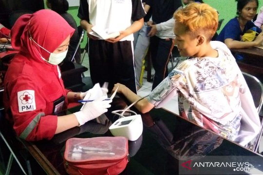 PMI Kota Tangerang Siagakan Tim Keselamatan di Festival Cisadane