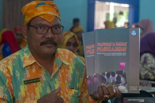 Pemkot Ambon programkan kurikulum mitigasi bencana