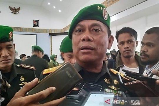 Pangdam Cenderawasih: penyidikan kasus penjualan amunisi berlanjut