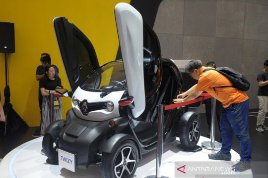 Perpres mobil listrik diteken, industri dipacu bentuk strateginya