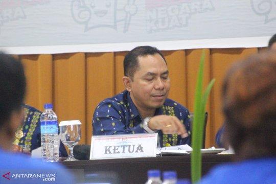 KPU NTT: Lima daerah belum tetapkan caleg