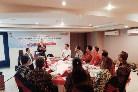 Bali jadi daerah tujuan yang diperhitungkan wisatawan Hongaria