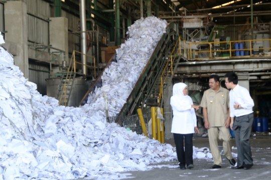 Jatim kembangkan pengolahan sampah plastik menjadi energi listrik
