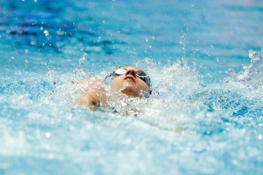 Sejumlah rekor dunia kembali pecah, tim renang AS panen medali