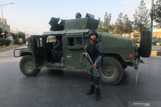 Taliban klaim serangan kantor polisi di Afghanistan