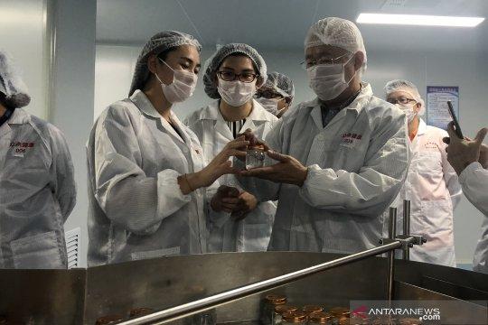 Sarang burung walet primadona ekspor RI ke China