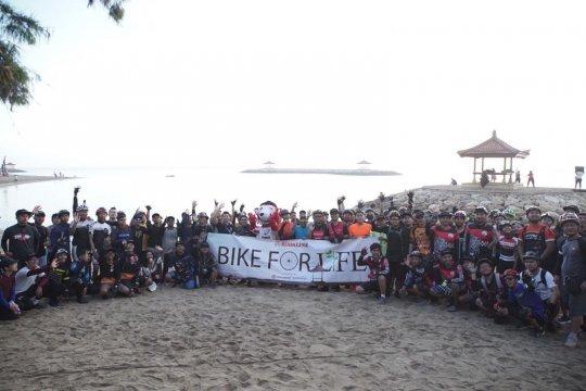 Aksi bersih Pantai Sanur digelar bersama masyarakat