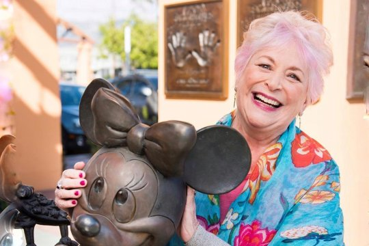 Russi Taylor, pengisi suara Minnie Mouse tutup usia