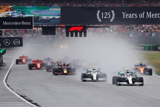 Hockenheim menarik diri dari kalender F1 2020 karena pandemi