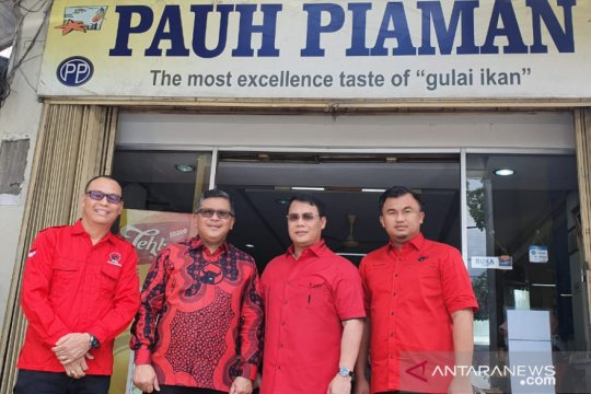 PDIP siap menjadi jembatan komunikasi masyarakat Sumbar dan Jokowi