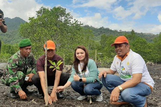 Hutan mangrove Baturapa Bolaang Mongondow direstorasi