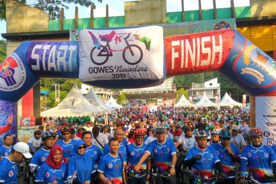 Wali Kota Payakumbuh ajak warga budayakan bersepeda ke tempat kerja