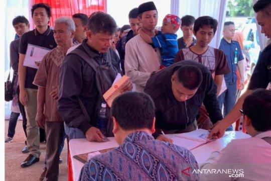 Jakarta kemarin, kredit rumah Dp Rp0 sampai suka ria Festival Condet