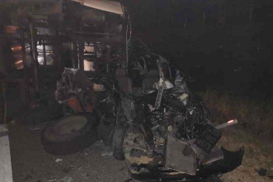 Sempat melarikan diri, sopir bus maut ditangkap