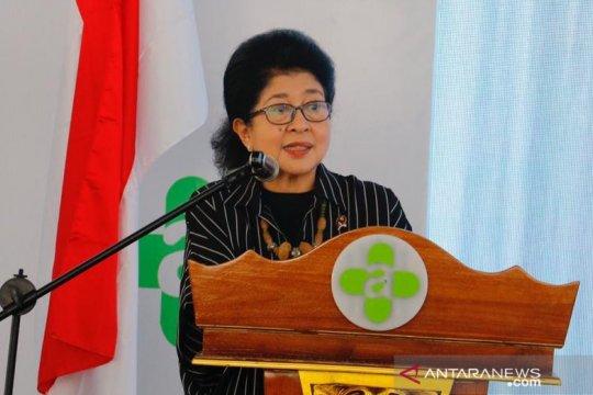 Jenguk Wiranto, Menkes: Kami ngobrol saat di Wamena
