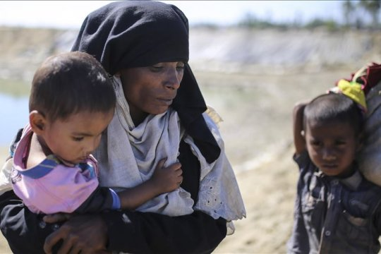 Usaha Bangladesh kirim Rohingya gagal karena pengungsi tolak pulang