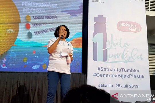 Kemkominfo ajak warga Jakarta bijak dalam menggunakan plastik