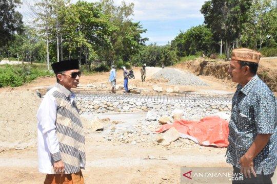 Sirkuit balap Kabupaten Gorontalo mulai dibangun