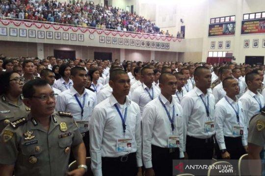 119 calon taruna Akpol Semarang dipulangkan di tahap akhir